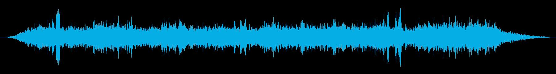 にぎわい1の再生済みの波形