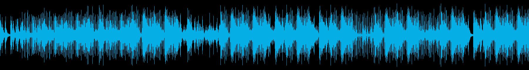 壮大で緊迫感のあるシネマティック打楽器の再生済みの波形