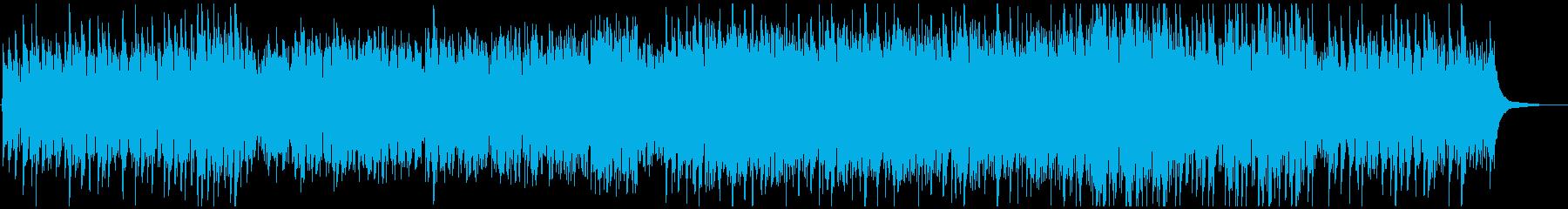 感動ピアノ企業系 壮大ポップで切ないの再生済みの波形