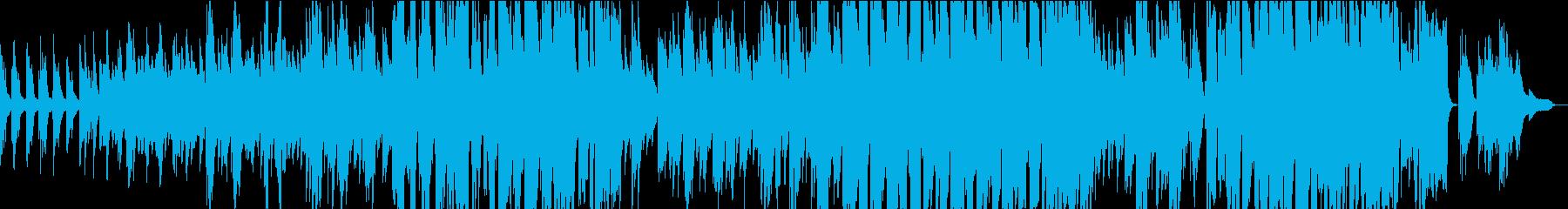 ピアノ弾き語りの切ないバラード【生演奏】の再生済みの波形