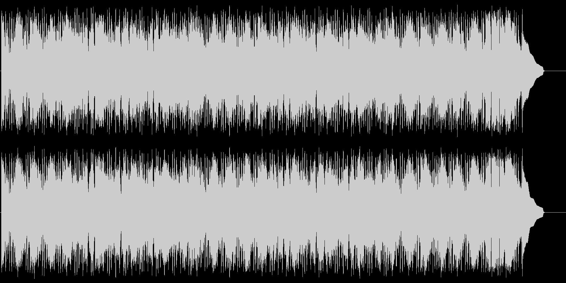 ムードのあるジャズミュージック。の未再生の波形