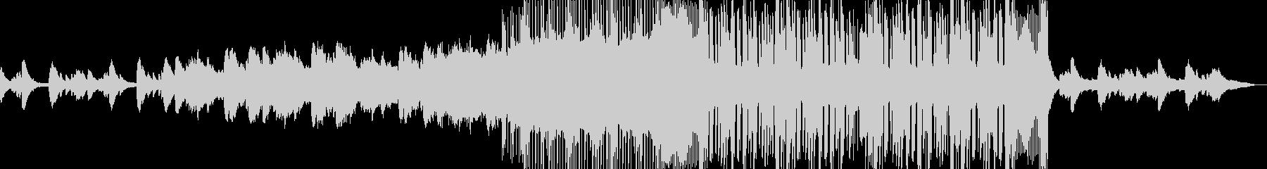 ゲーム・ミステリーな始まりのオーケストラの未再生の波形