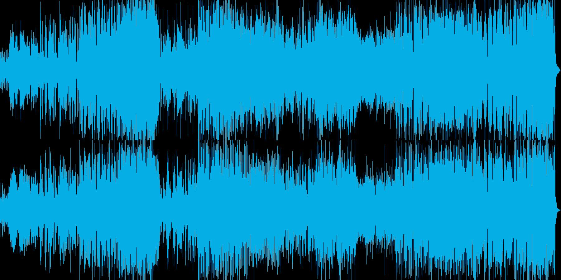 スムーズジャズ。 80年代〜90年...の再生済みの波形