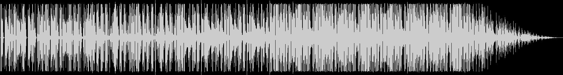 ビートの強いヒップホップ_No445_3の未再生の波形