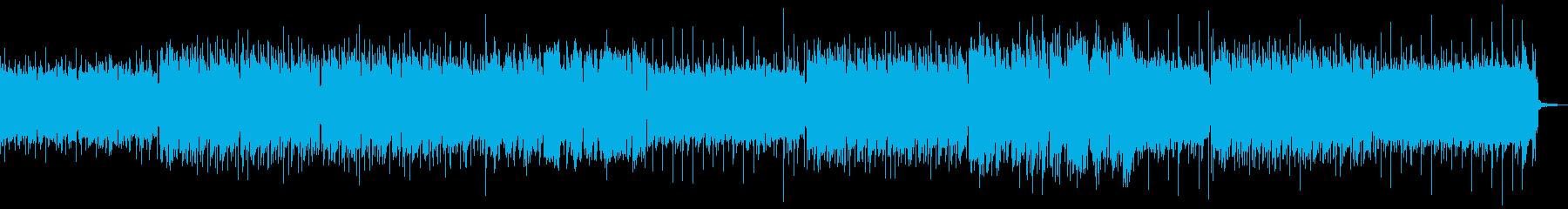 クラシック曲をエレクトリック元気ポップにの再生済みの波形