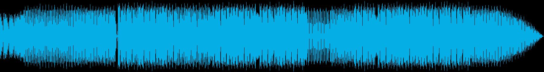 トラップ ヒップホップ 厳Sol ...の再生済みの波形