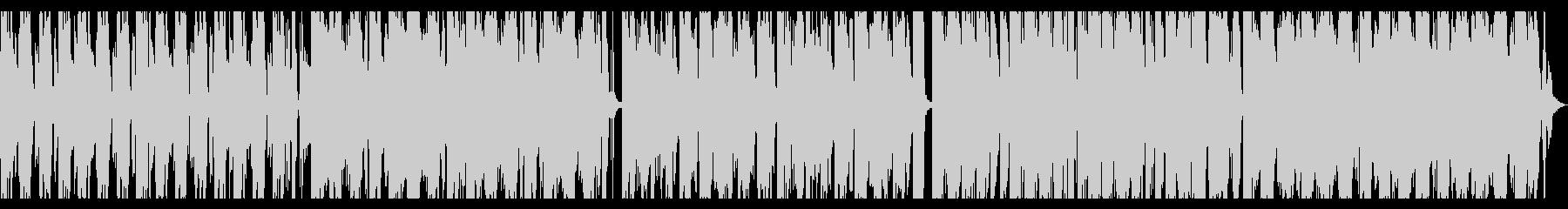 マイナーな雰囲気のロック_No390_2の未再生の波形