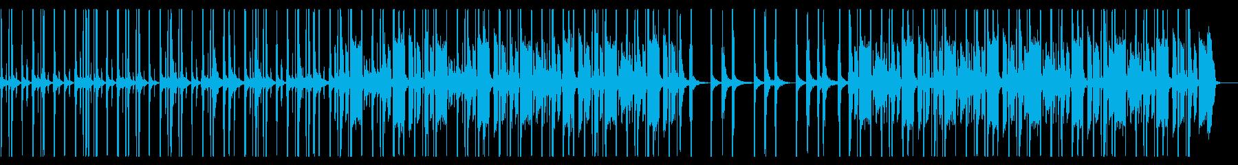 クラップとギターでおしゃれ CMなどにの再生済みの波形