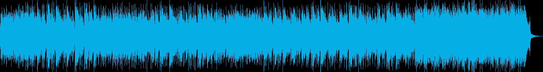 アップテンポ、活気のあるブルーグラスの歌の再生済みの波形