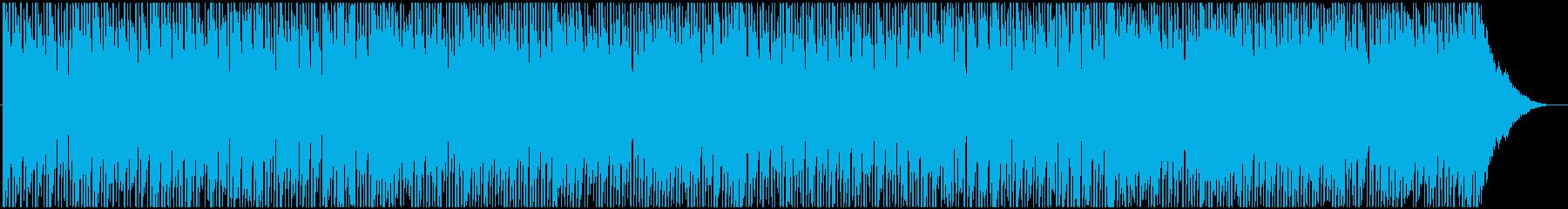 爽やかハッピー/アコースティック・ポップの再生済みの波形