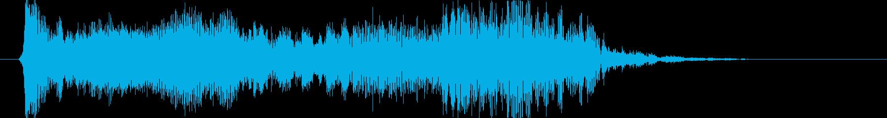 フィクション 電力装置 巻き取り03の再生済みの波形