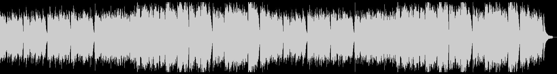優しく温和なピアノと弦:フル2回の未再生の波形