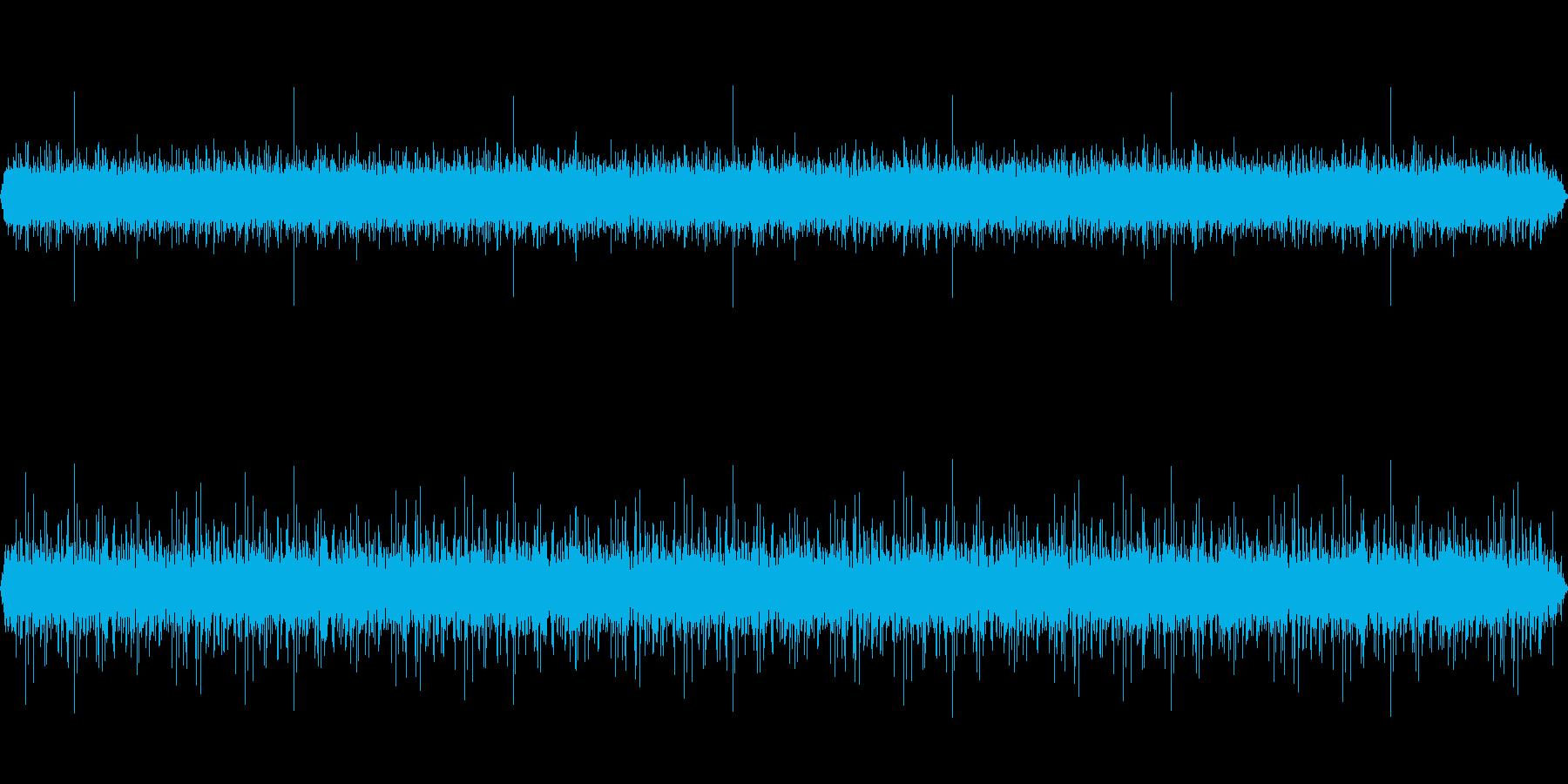 イヤホンやヘッドホンで再生すると、その…の再生済みの波形