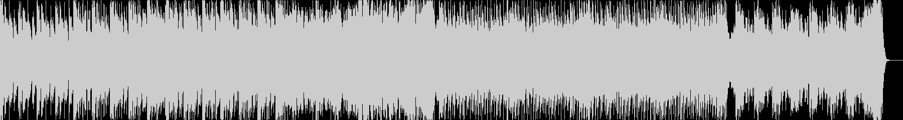 壮大なシネマティックなドラムンベースの未再生の波形