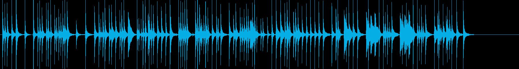 三味線33娘道成寺12日本式レビューショの再生済みの波形