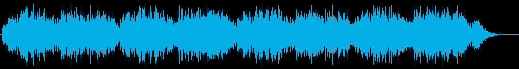 アンビエント 新世紀実験 ファンタ...の再生済みの波形