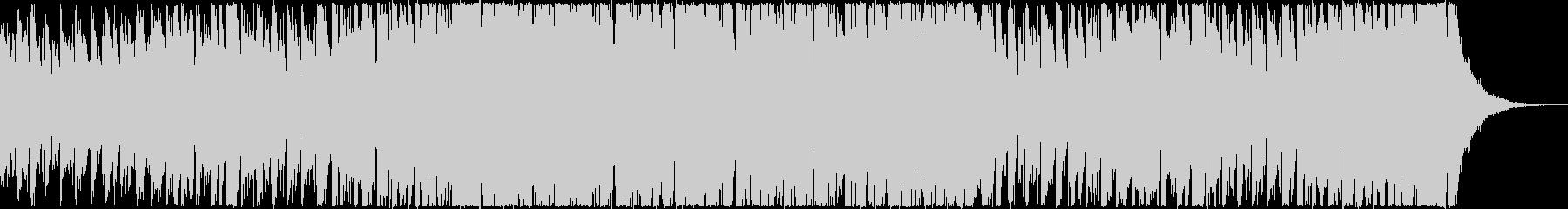 かわいいペット映像・オープニング・56秒の未再生の波形