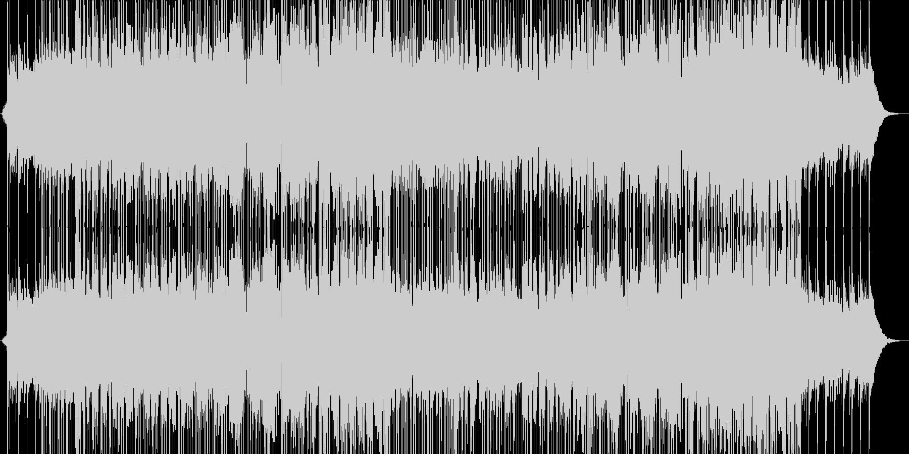 もっと遠くへの未再生の波形
