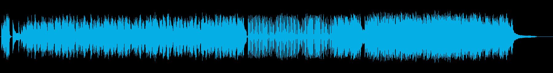 Uma Kage danceの再生済みの波形