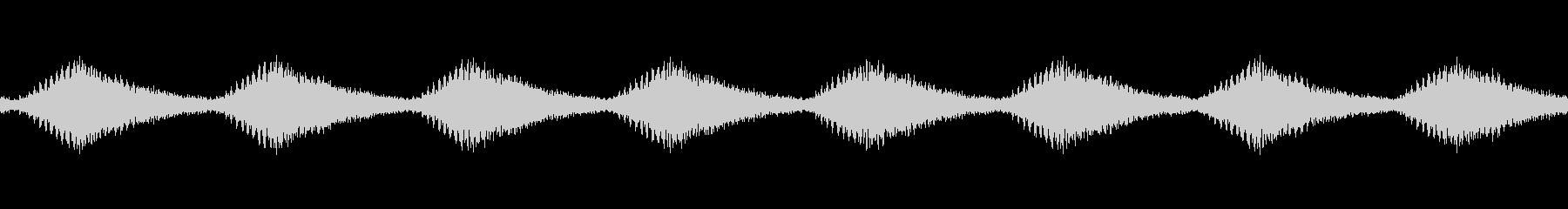 研究所内のサイレン音(ループ仕様)_02の未再生の波形