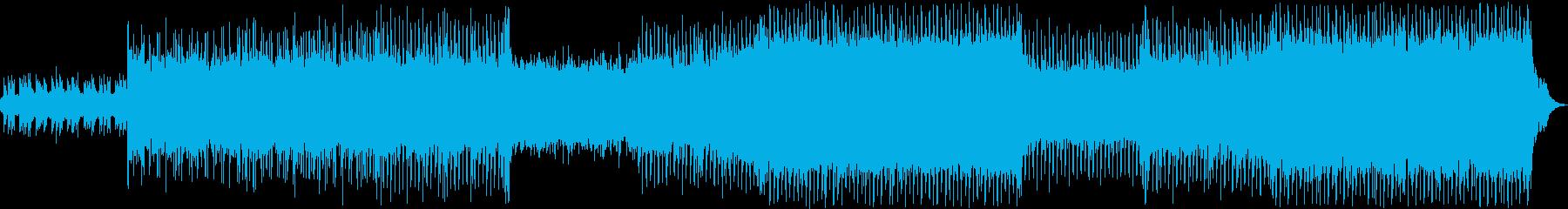 ポップ アクション 説明的 繰り返...の再生済みの波形
