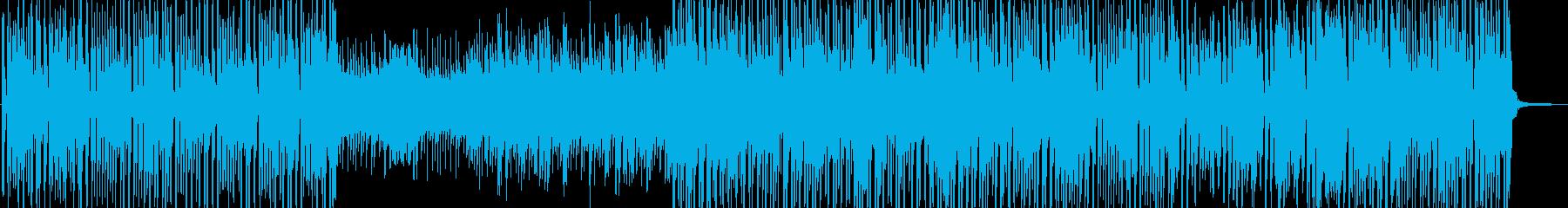 ライトジャズインストゥルメンタル。...の再生済みの波形