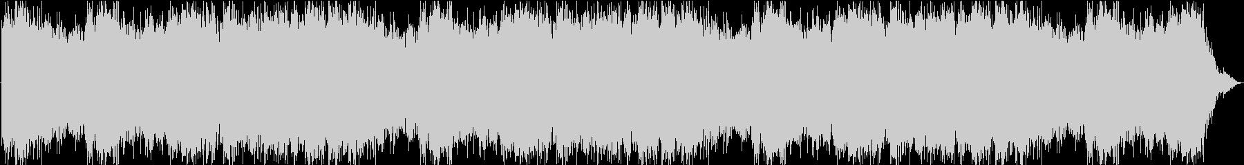 イメージ トーキングノイズ01の未再生の波形