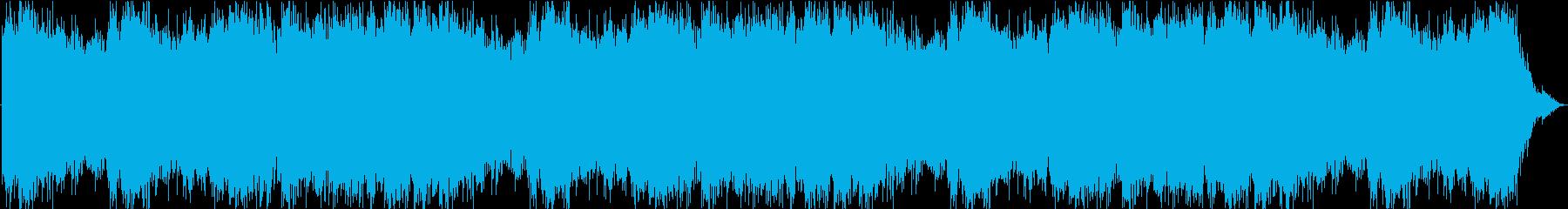 イメージ トーキングノイズ01の再生済みの波形