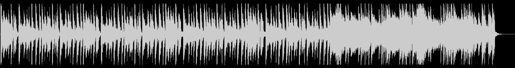 浮遊感が溢れるBGM_No580_2の未再生の波形