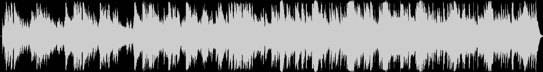 ピアノ、ストリングス、そして若干ラ...の未再生の波形