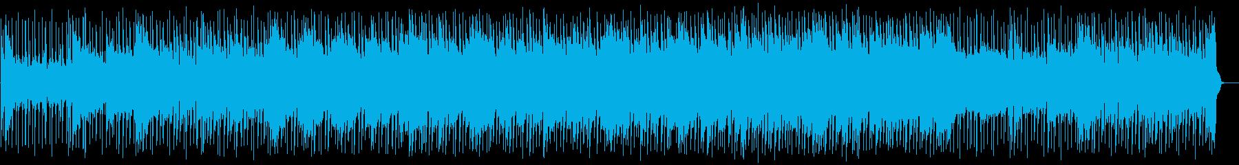 ポップ アクション 技術的な お洒...の再生済みの波形