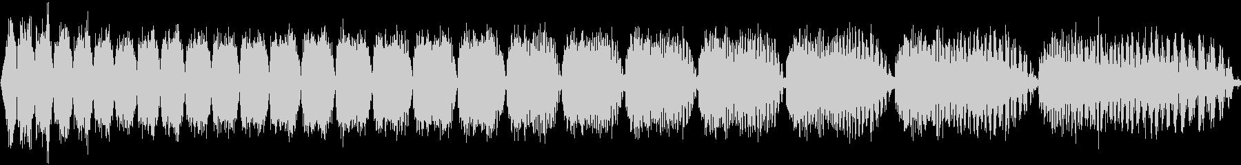 電動スワイプ6の未再生の波形