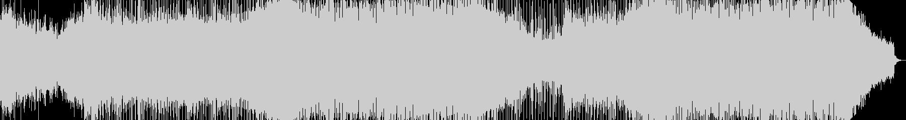 エイトビートのエレクトロ-01の未再生の波形