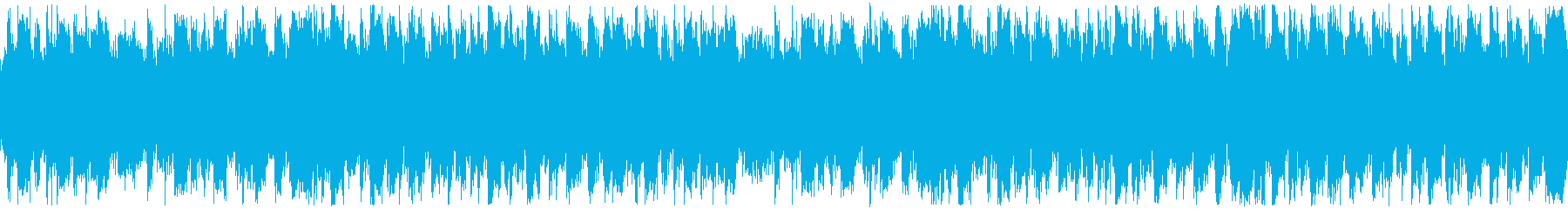 ループ・おしゃれなディスコの再生済みの波形