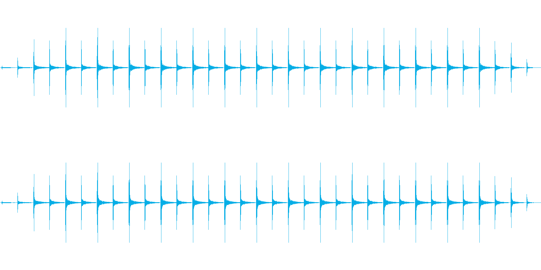 時計 ticktock_40-3_revの再生済みの波形
