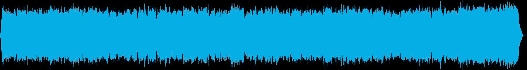 ヒーリング リラックス 癒し 幻想的 2の再生済みの波形