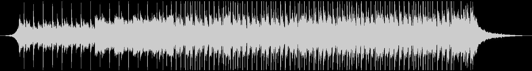 ハッピービートハッピー(55秒)の未再生の波形