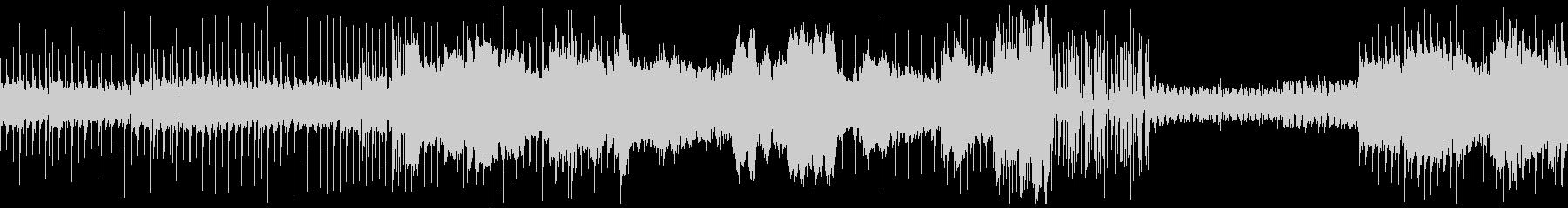 ループ可、スタイリッシュなEDMの未再生の波形