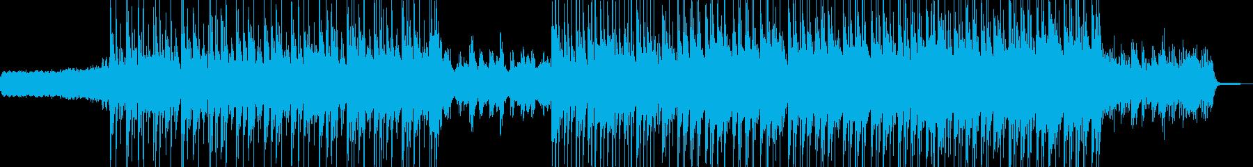 電脳・空想科学的なエレクトロ エレキ有Bの再生済みの波形