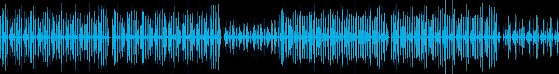 リコーダー・かわいい・コミカル・脱力系の再生済みの波形