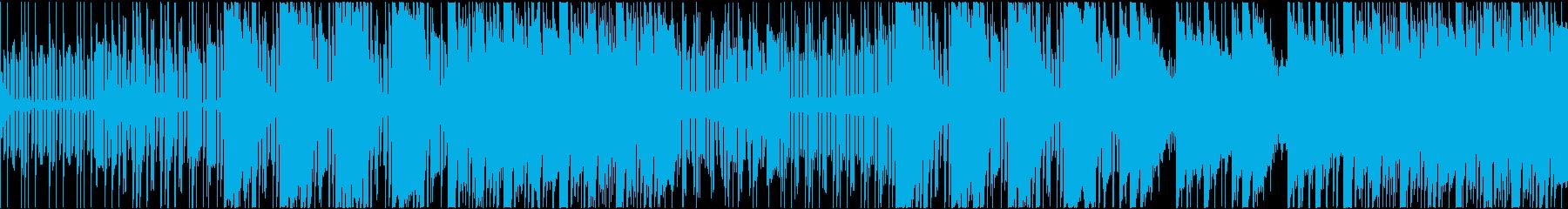 ファンク ポジティブ 明るい さわ...の再生済みの波形