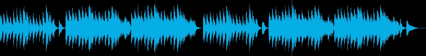 バスタイムやマッサージにオススメの再生済みの波形