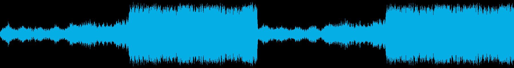 【ドラム抜き】シリアスで宇宙っぽいエピ…の再生済みの波形