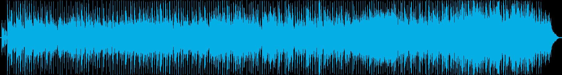 ポップ。オーケストラによってエコー...の再生済みの波形