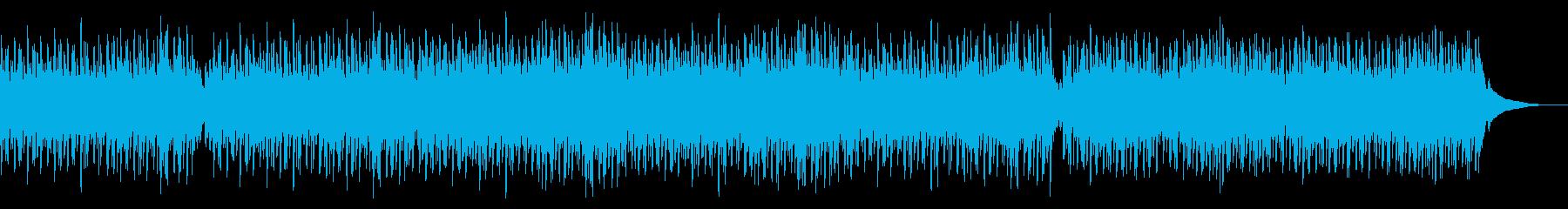 好印象壮大爽やか企業VP会社紹介(2分)の再生済みの波形