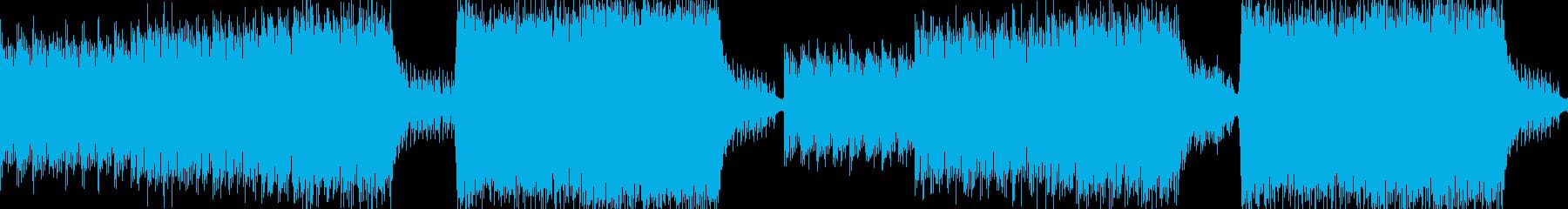 感動的なピアノ CM/企業VP等 DLの再生済みの波形