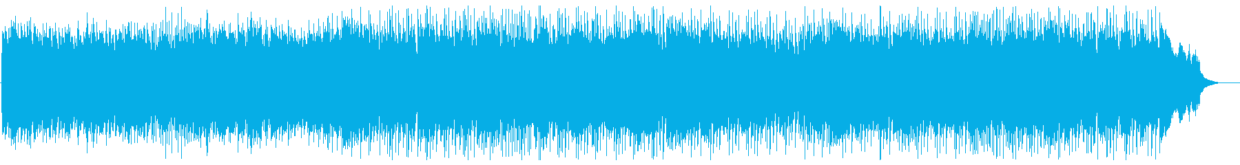 Melody that you can relax in style's reproduced waveform