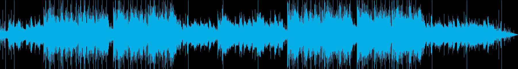 暖かい・チルでLoFiなエレクトロニカの再生済みの波形