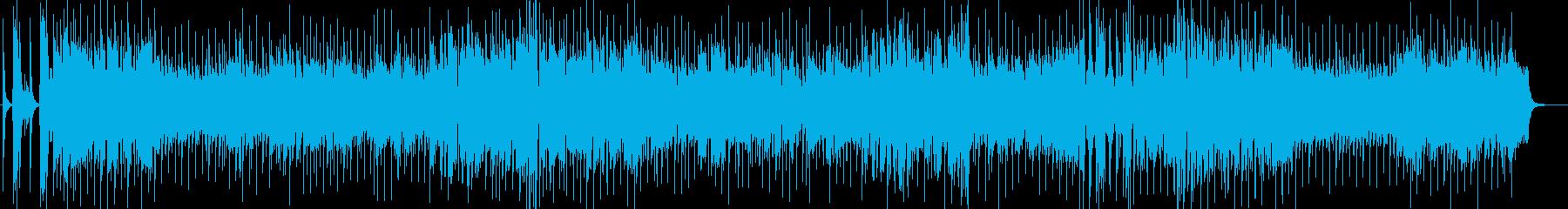 バブリーな80年代スキー場Jポップスの再生済みの波形