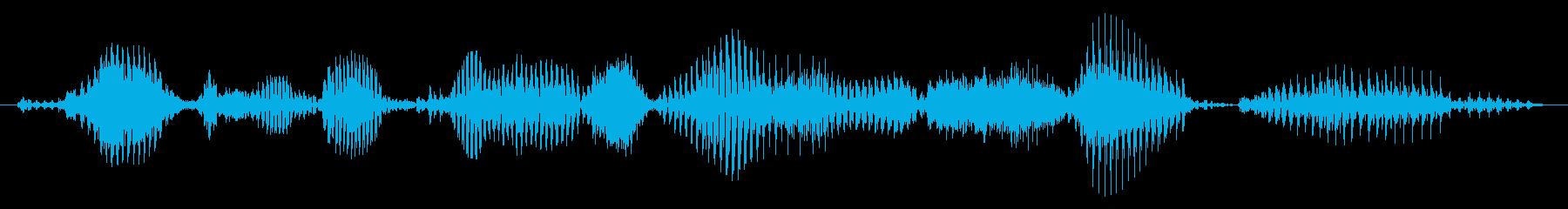 実力の差を教えてやるの再生済みの波形